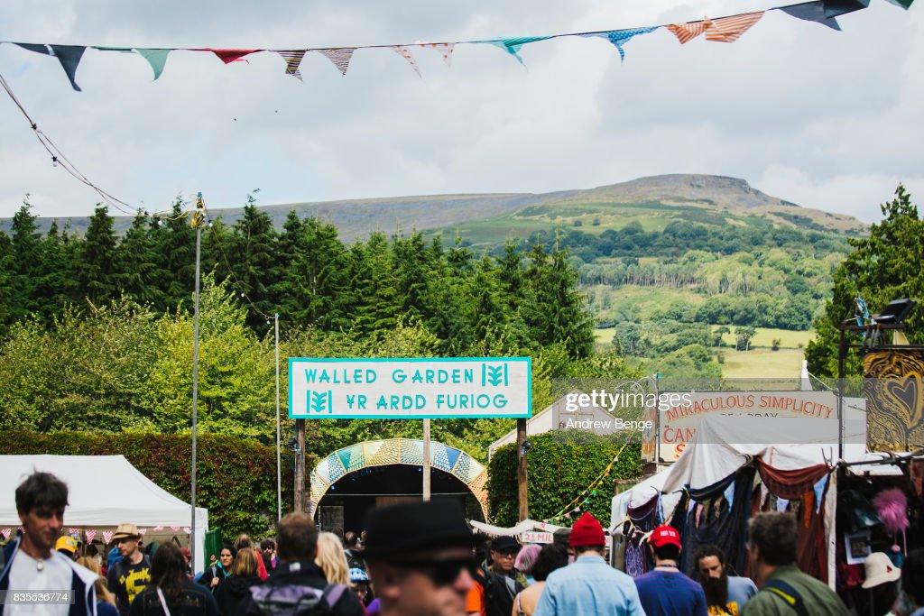 Green Man Festival : News Photo