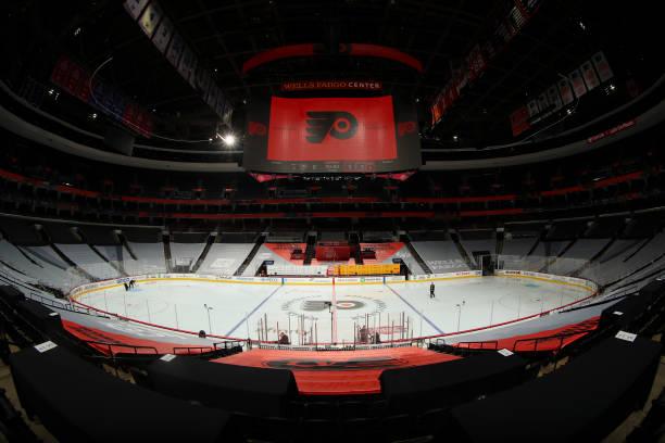 PA: Pittsburgh Penguins v Philadelphia Flyers