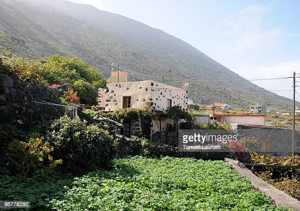 A general view of the west coast of El Hierro Island January 13 2010 in El Hierro Island Spain The island inspired and features in the new film...