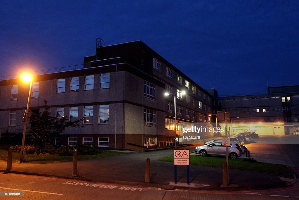 A general view of the West Cumberland Hospital where members of the public are being treated for injuries caused by gunman Derrick Bird on June 2, 2010 in Whitehaven, England. 12 people have been shot dead and a further 25 people injured after a 52 year old man named as Derrick Bird went on a rampage with a shotgun in Cumbria before killing himself.