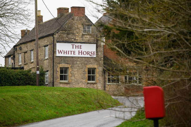 GBR: Fundraiser Aims To Save An Oxfordshire Village's Last Pub