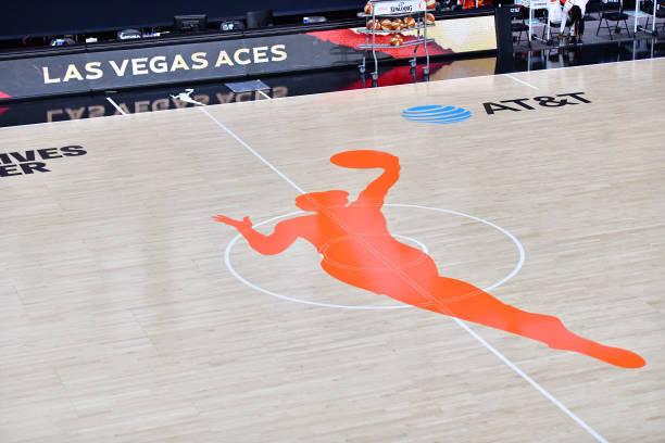 FL: Connecticut Sun v Las Vegas Aces - Game One