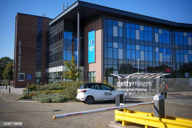 General view of the Wolverhampton Science Park which houses the offices and laboratories of Immensa Health Clinic which has been suspended from...
