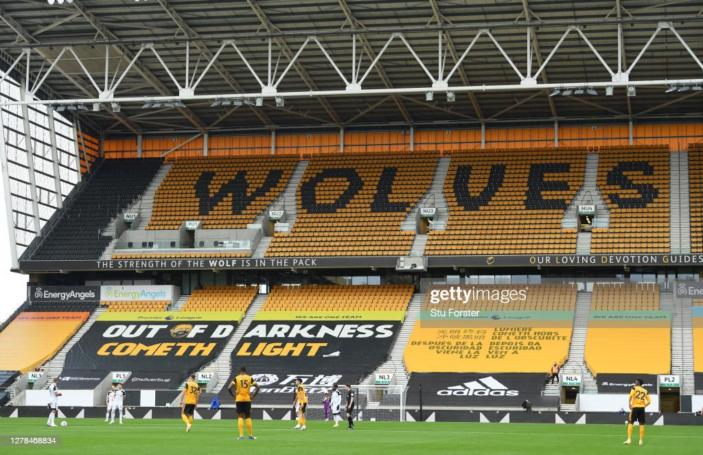 Wolverhampton Wanderers v Fulham - Premier League : ニュース写真