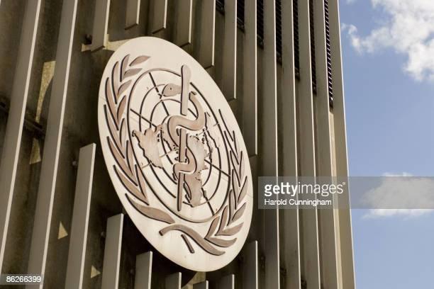 General view of the World Health Organization on April 28, 2009 in Geneva, Switzerland. The World Health Organization's Director General Margaret...