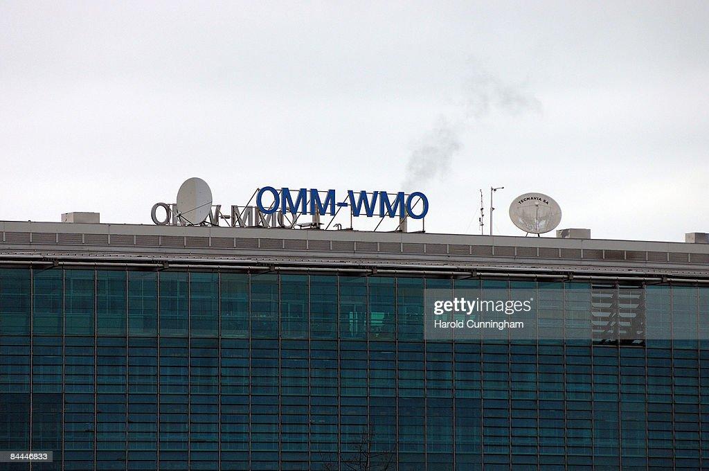 The World Meteorological Organization Headquarters : News Photo