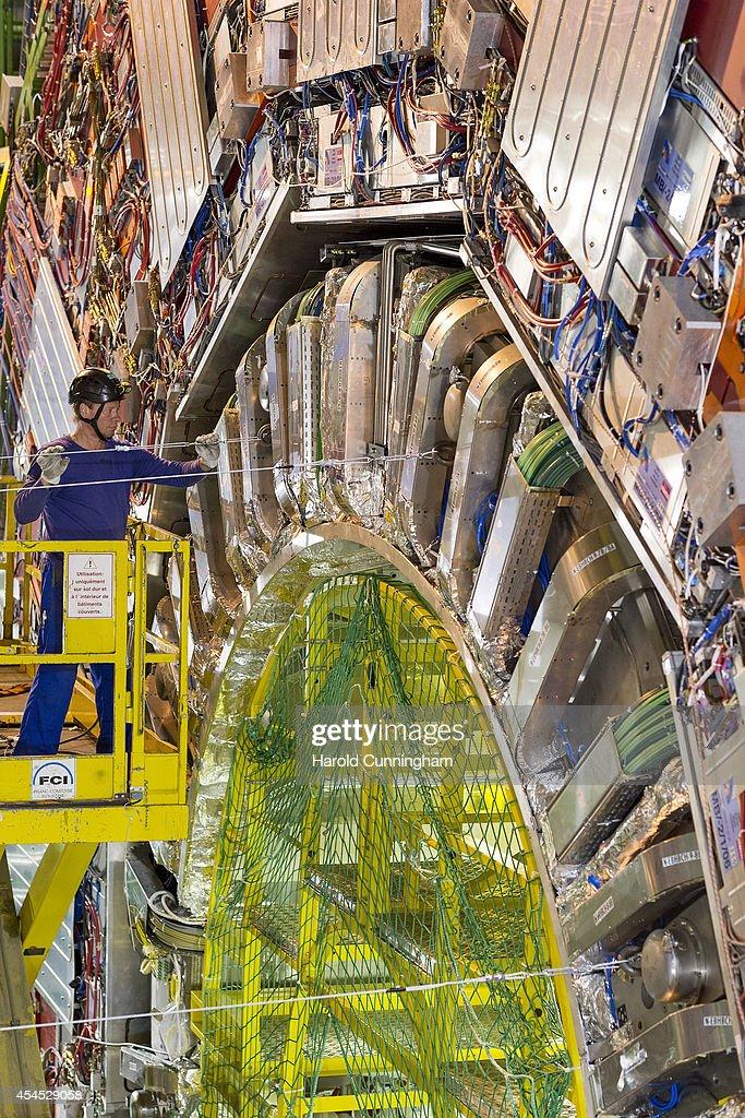 CERN To Celebrate 60th Anniversary : News Photo