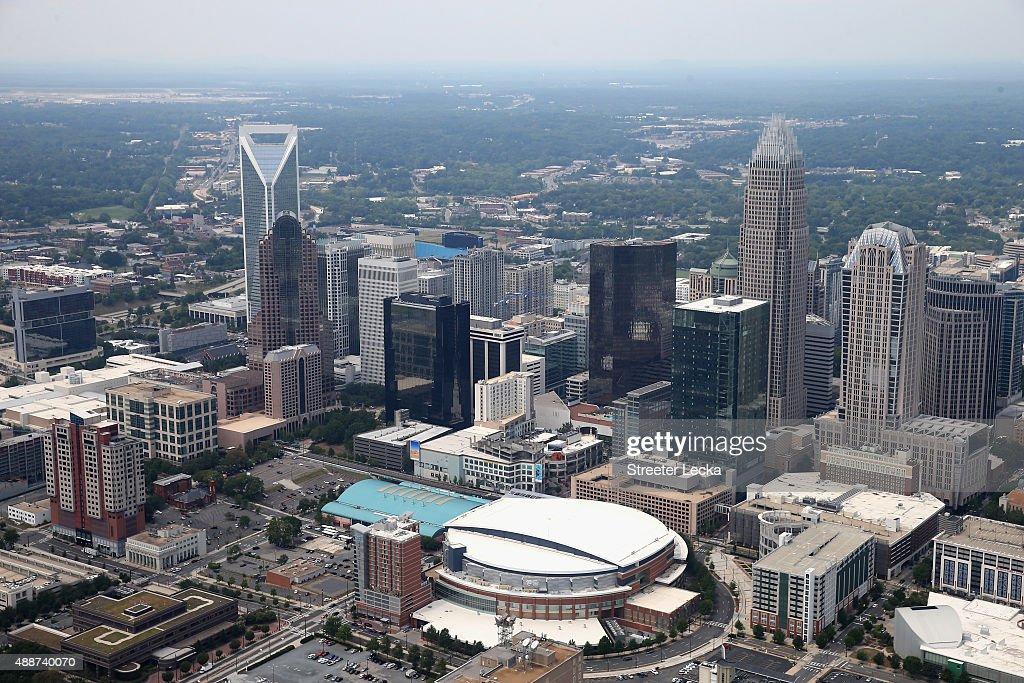 Charlotte Aerials : News Photo