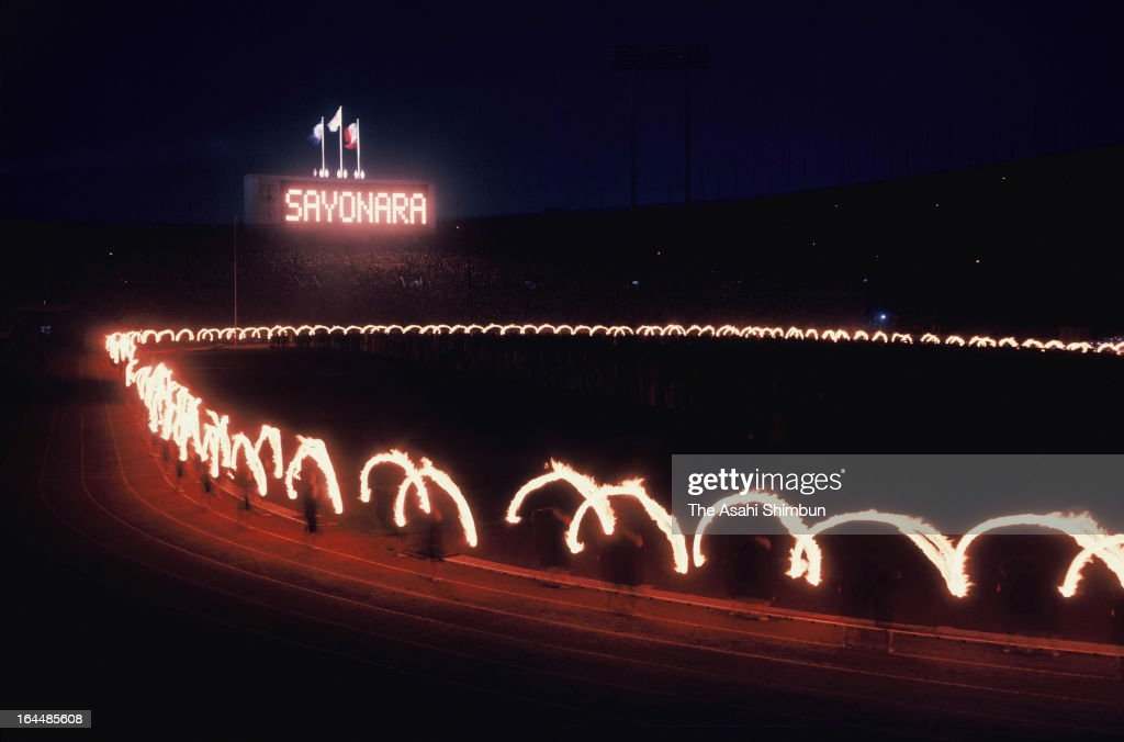 1964 Tokyo Olympic : ニュース写真