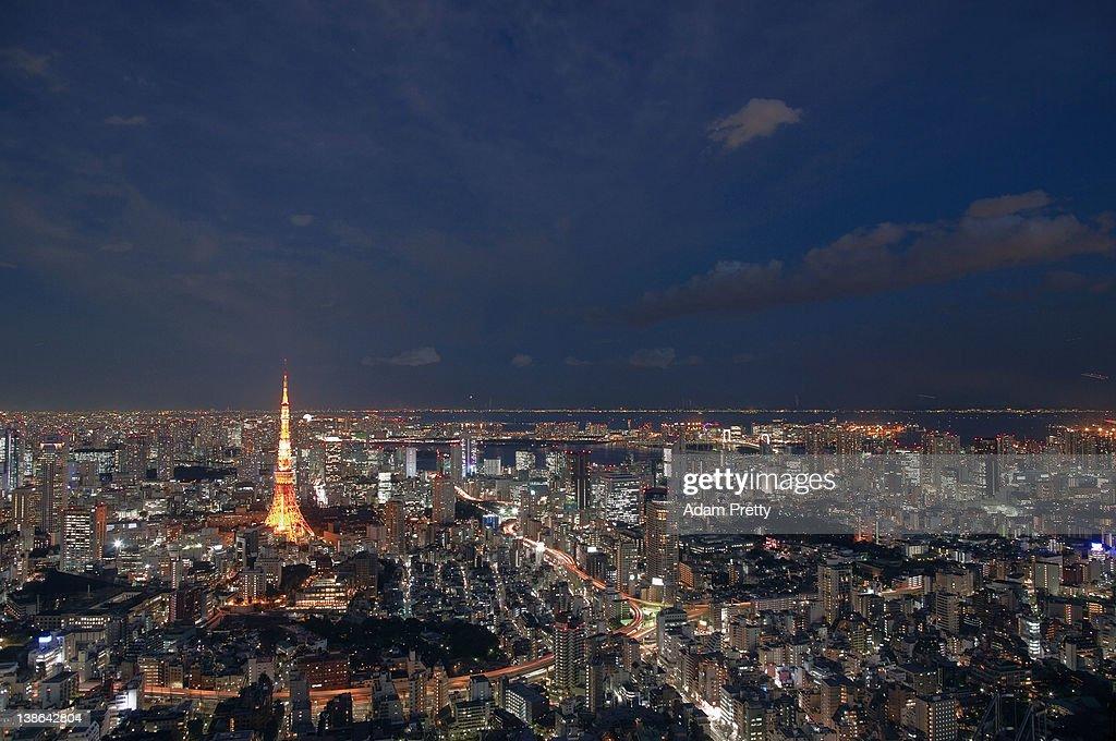 Scenes Of Tokyo : News Photo