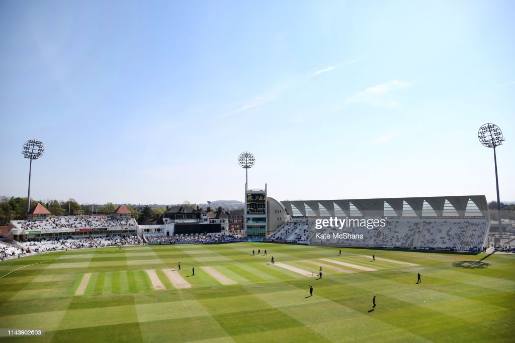 GBR: Nottinghamshire v Lancashire - One Day Cup