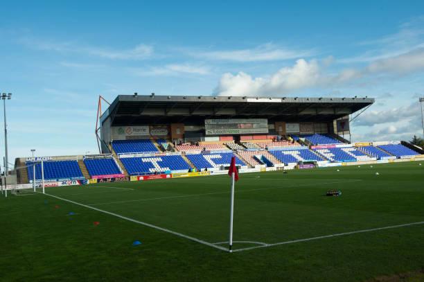 GBR: Inverness CT v Greenock Morton FC - Cinch Scottish Championship