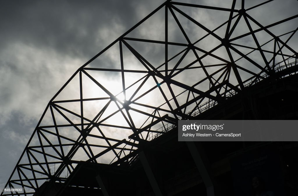 A general view of Twickenham, home of the RFU before the RBS Six Nations Championship match between England and Italy at Twickenham Stadium on February 26, 2017 in London, England.