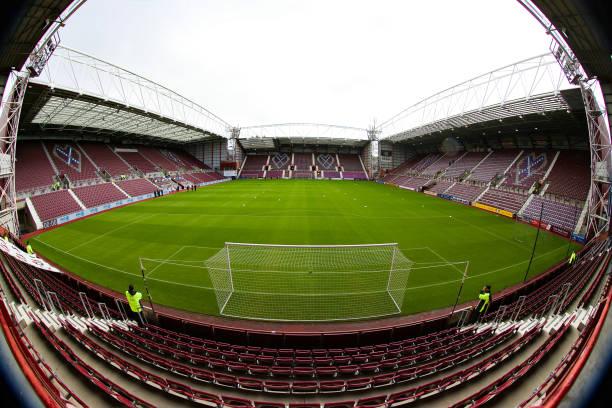 GBR: Heart of Midlothian v Livingston FC - Cinch Scottish Premiership
