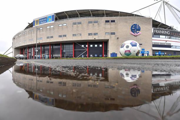 GBR: Bolton Wanderers v Cheltenham Town - Sky Bet League Two