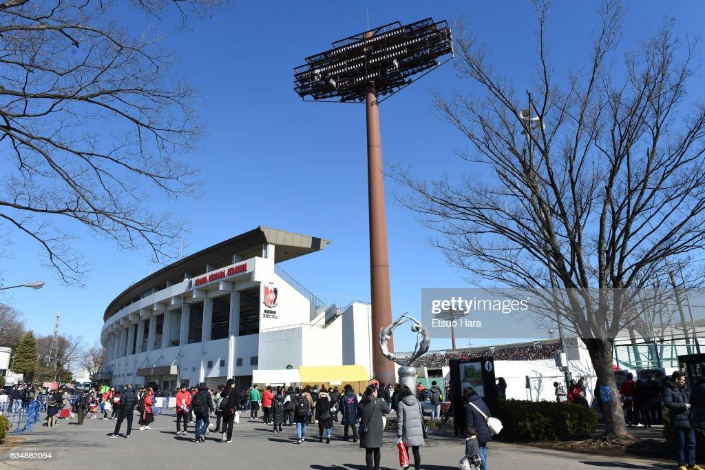 Urawa Red Diamonds v FC Seoul - Preseason Friendly : ニュース写真