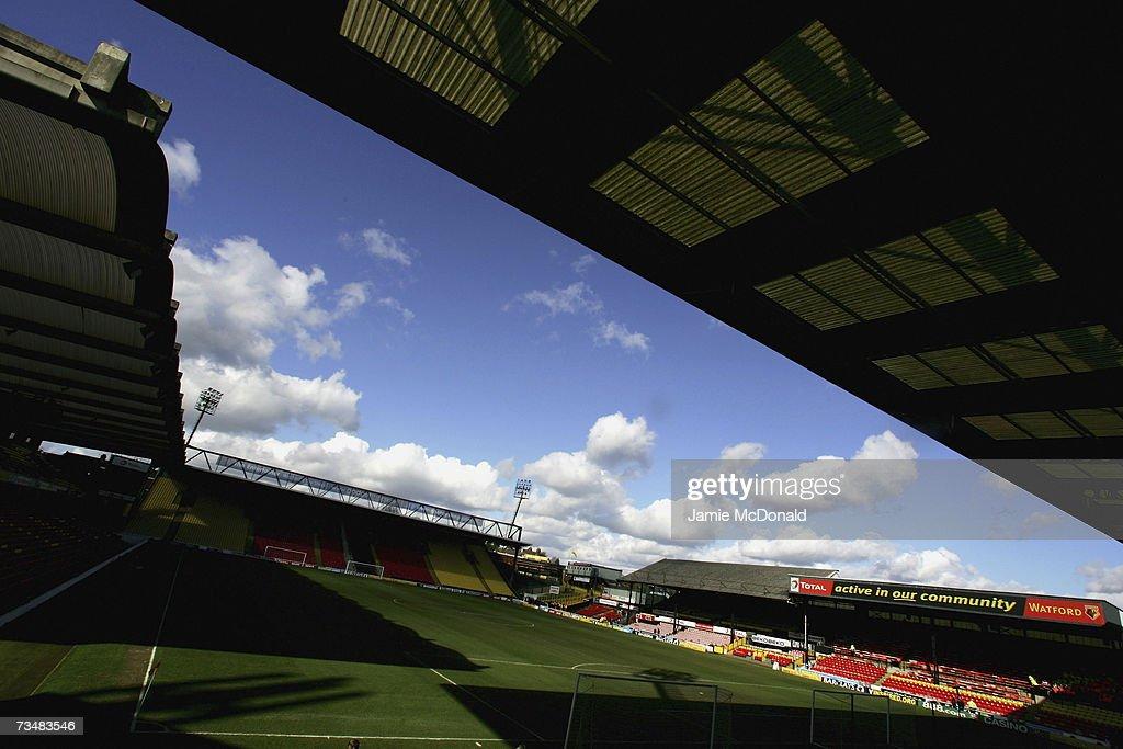 Watford v Charlton Athletic : News Photo