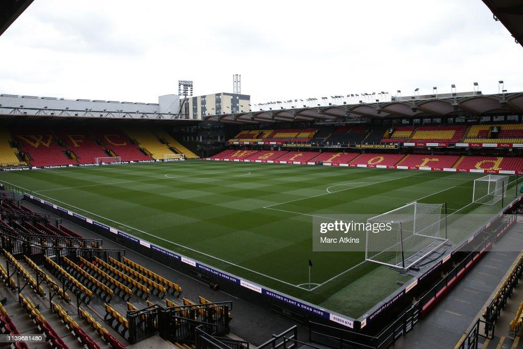 Watford FC v Wolverhampton Wanderers - Premier League : ニュース写真