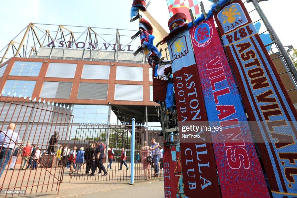 Aston Villa v Millwall - Sky Bet Championship : News Photo