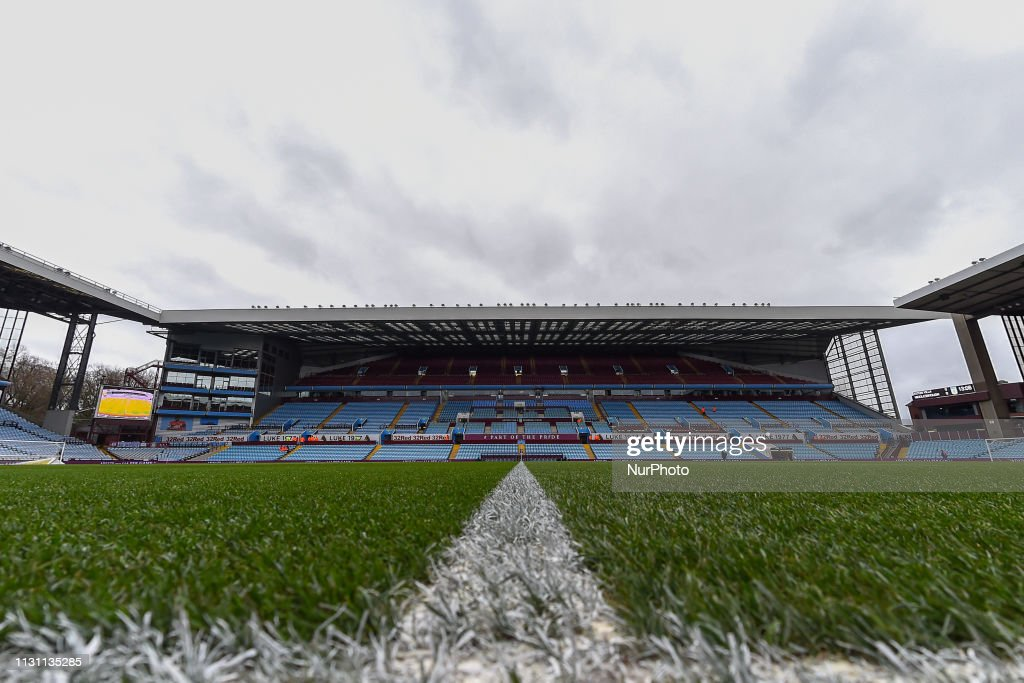 Aston Villa v Middlesbrough - Sky Bet Championship : ニュース写真