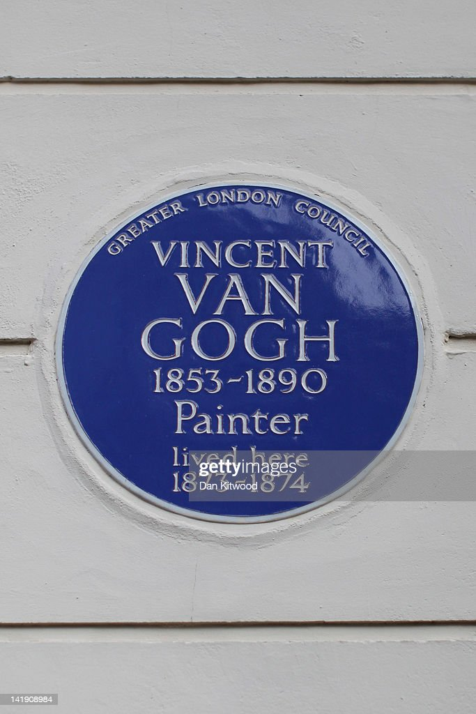 A general view of Vincent Van Gogh's former London home on March 25, 2012 in London, England. The Grade II listed house in Stockwell, which the painter lived in for one year between 1873 and 1874 will be put on the market at auction for the first time in 65 years on Tuesday, March 27.