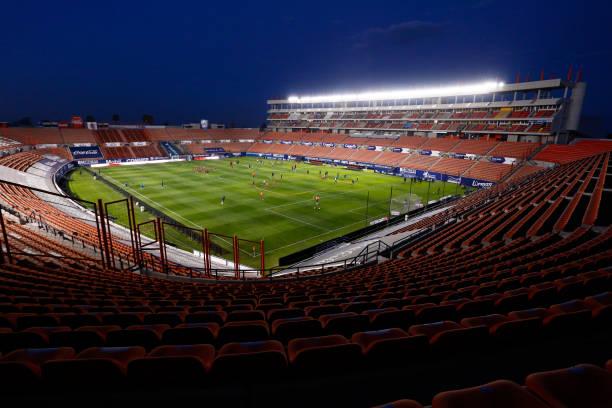MEX: Atletico San Luis v Toluca - Torneo Guard1anes 2021 Liga MX