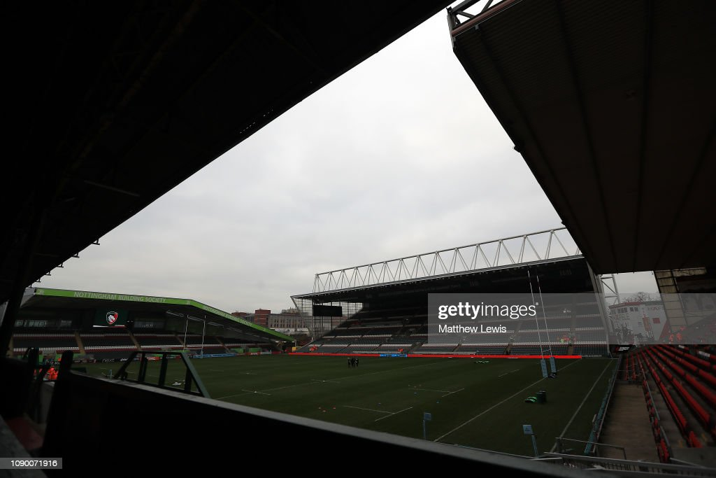 Leicester Tigers v Gloucester Rugby - Gallagher Premiership Rugby : News Photo