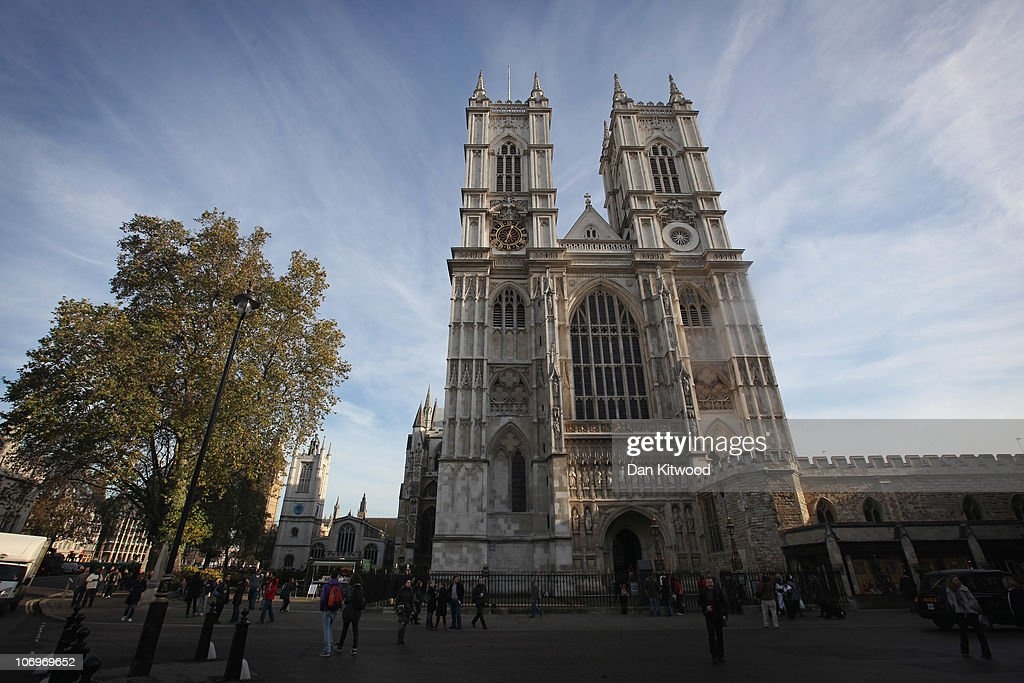A General View Of Westminster Abbey On November 19 2010 In London England