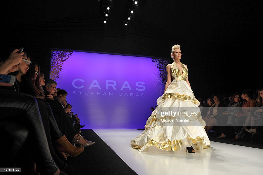 World MasterCard Fashion Week Spring 2015 Collections In Toronto - Atmosphere Day 5 : News Photo