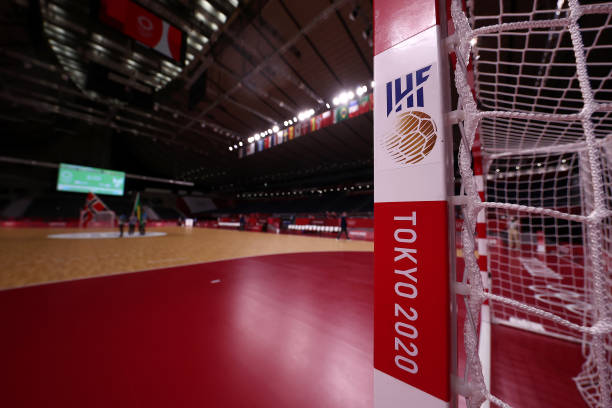JPN: Handball - Olympics: Day 1