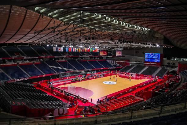 JPN: Norway v Brazil - Group A, Tokyo Olympic Games 2020