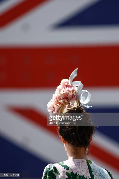A general view on day 2 of Royal Ascot at Ascot Racecourse on June 21 2017 in Ascot England