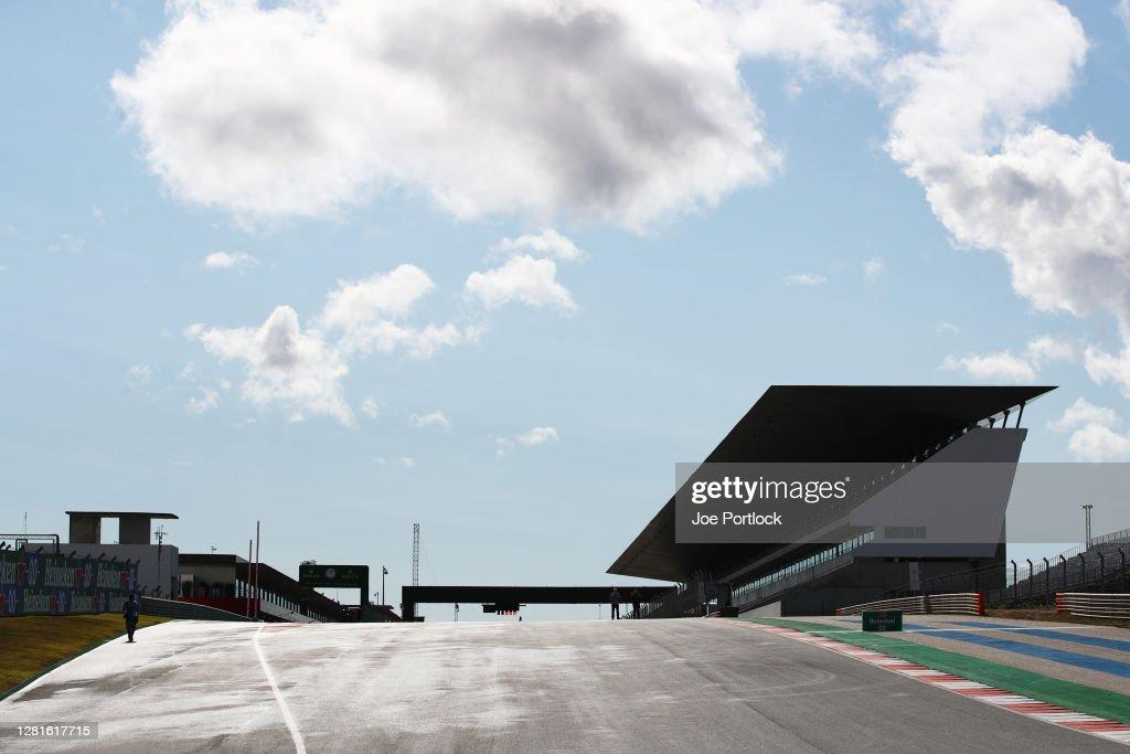 F1 Grand Prix of Portugal - Previews : News Photo