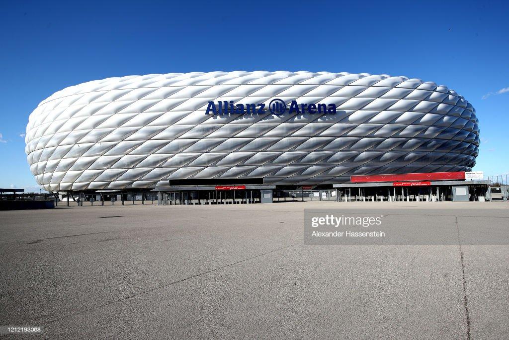 Bundesliga Matchday 26 Will Be Played Behind Closed Doors Despite The Coronavirus Spread : Nachrichtenfoto