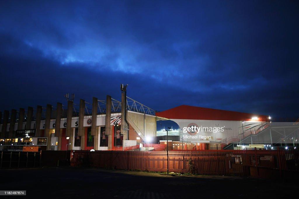 Sheffield United v Arsenal FC - Premier League : ニュース写真