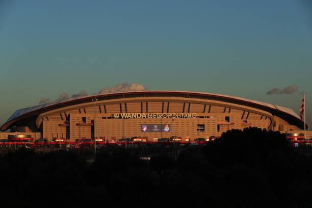 ESP: Atletico Madrid v Lokomotiv Moskva: Group D - UEFA Champions League