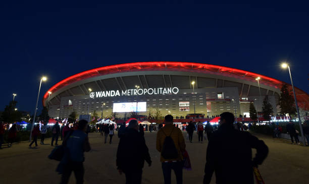 ESP: Club Atletico de Madrid v Real Sociedad - LaLiga Santander
