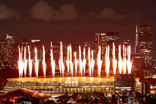 JPN: Opening Ceremony - Olympics: Day 0