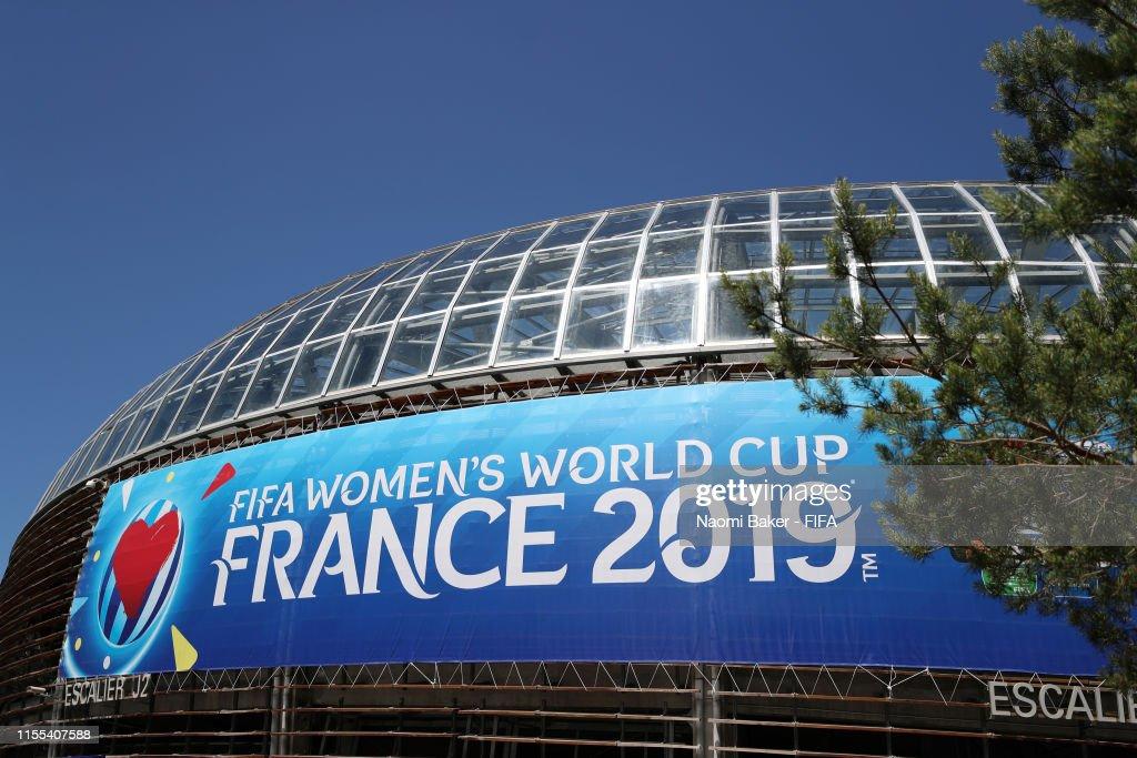 Nigeria v Korea Republic: Group A - 2019 FIFA Women's World Cup France : News Photo