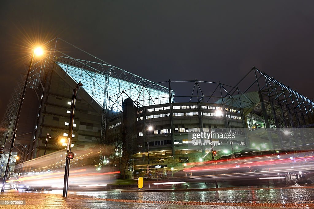 Newcastle United v Manchester United - Premier League : News Photo