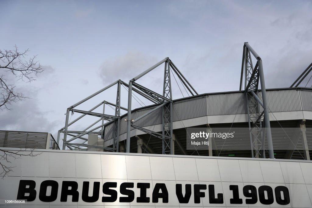 DEU: Borussia Moenchengladbach v Hertha BSC - Bundesliga