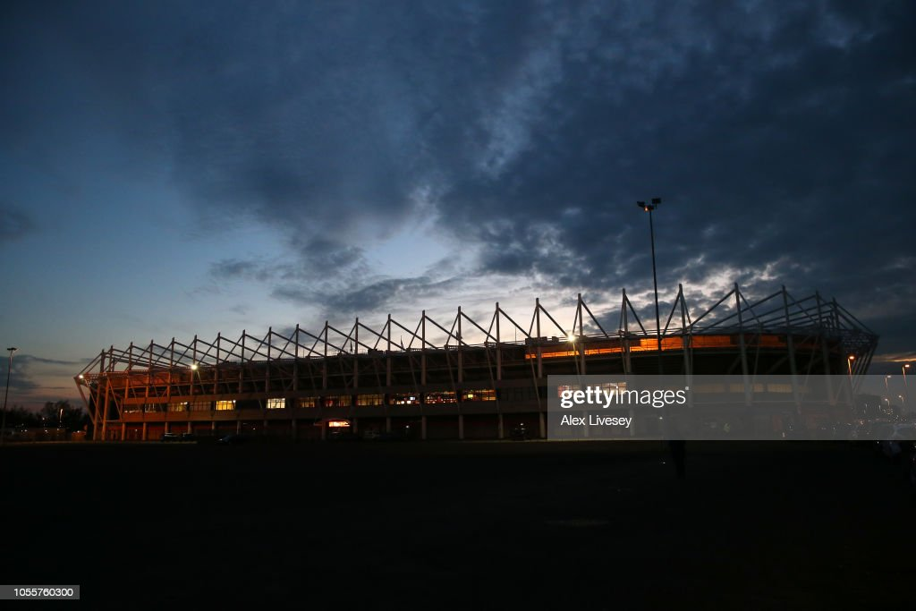 Middlesbrough v Crystal Palace - Carabao Cup Fourth Round : News Photo