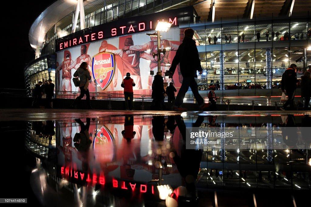 Arsenal v Tottenham Hotspur - Carabao Cup: Quarter Final : ニュース写真