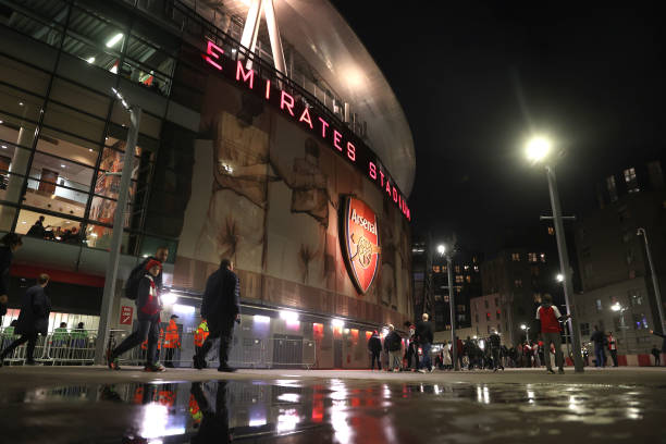 GBR: Arsenal v Leeds United - Carabao Cup Round of 16