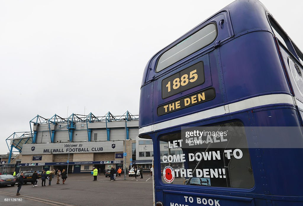 Millwall v AFC Bournemouth - The Emirates FA Cup Third Round : News Photo