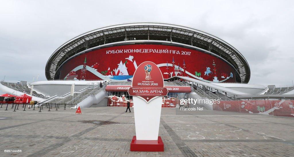 Germany v Chile: Group B - FIFA Confederations Cup Russia 2017 : Fotografía de noticias