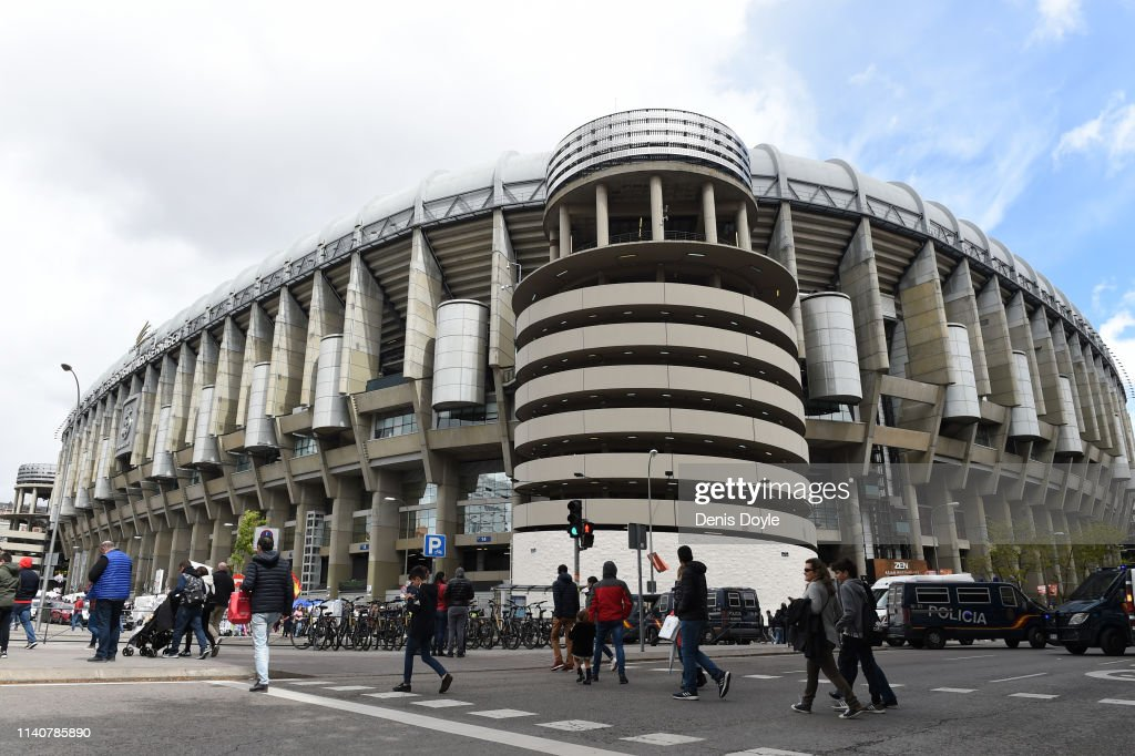 ESP: Real Madrid CF v SD Eibar - La Liga