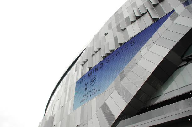 GBR: Tottenham Hotspur v Arsenal: The MIND Series