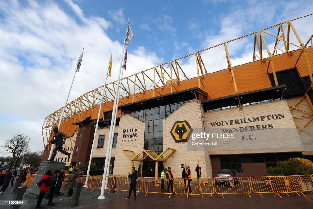 Wolverhampton Wanderers v Manchester United - Premier League : ニュース写真