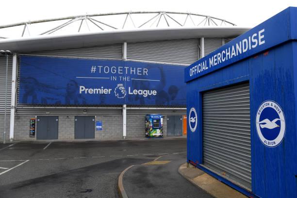 GBR: Brighton & Hove Albion v Leeds United - Premier League